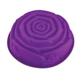 """Силиконовая форма  """"Pan-Cake"""" SPC-0002 d 21.5х21.5х6.8 см"""