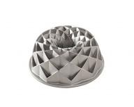 Nordic Ware Jubilee Bundt Pan, Metallic