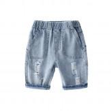 Джинсовые шорты BabyKids Element d041