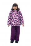 WP81210 PINKКомплект зимний: куртка и брюки р86-100