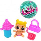 Кукла-сюрприз МИНИ в шаре 1 штука (без упаковки)