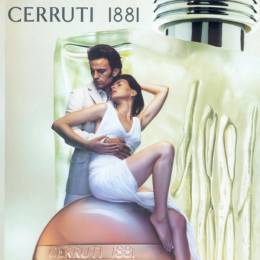 CERRUTI 1881 by Cerruti type