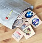 Мемори Автоэмблемы в мешочке
