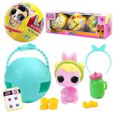 Питомцы для куклы LOL,3-я серия,3 штуки в упаковке