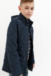 Куртка детская для мальчиков Jim темно-синий