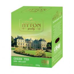 Чай Хайтон зеленый GREEN 200г