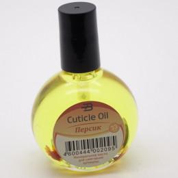 ХИТ!! Минеральное масло для смягчения кутикулы, персик. 33 м