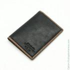 Мужская кожаная обложка для паспорта Dierhoff Д 8111-005/4