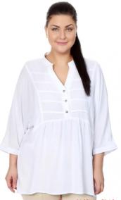 Блузка Белая 17211