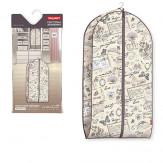 VAL RM-CV-100 Чехол для одежды объемный, малый, 60*100*10 см