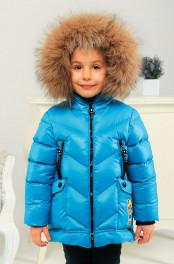 Зимняя куртка для девочки «Кукла-2»