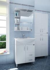Мебель для ванной Са*нТа С*ити 60 2 двери, 2 ящ*ика