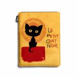 Чехол для iPad 2 «Small black cat»