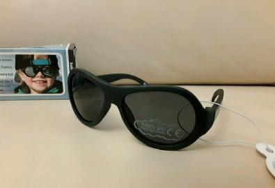 Солнцезащитные очки Babiators ЧЕРНЫЙ 0- 3 лет и 3-7+
