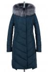 Куртка зимняя (Синтепон 300) Плащевка Морская волна