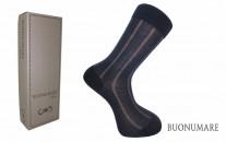 Носки m0E0106-0056 BNM МОДАЛ в под. уп 6 шт (син. сер)