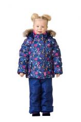 W17343 BLUE  Комплект зимний: куртка и брюки Premont