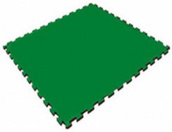 Мягкий пол СПОРТ 500*500*14 мм, 4 детали, зеленый