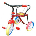Велосипед  3-х  колесный 64958 (Ёжик цвет.кол )