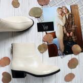 Удобные ботиночки на небольшом каблуке. New collection SS/20