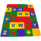 Алфавит английский 25х25 см.(32 детали)