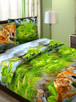 КПБ БЯЗЬ Тигры ( цены и размеры смотр. в описании)