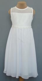 Платье для девочки Модель15/3 ЦветБелый