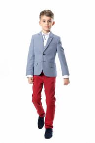 Пиджак для мальчика 122-152