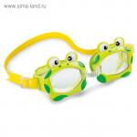 Очки для плавания FUN от 3-8 лет, МИКС
