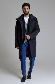 пальто мужское демисезонное Plaxa