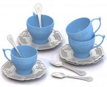 """Набор посуды """"Чайный сервиз """"Волшебная Хозяюшка"""" (12 предмет"""