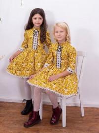 """Платье для девочки """"Цветочки"""""""