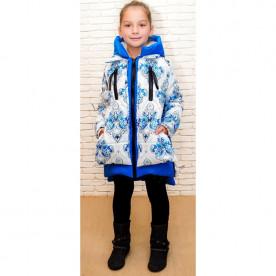Детская теплая куртка-парка Airos