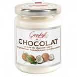 Белый шоколадный крем с кокосом и ромом, 250 гр