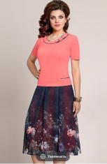 Платье VITTORIA QUEEN: 3523