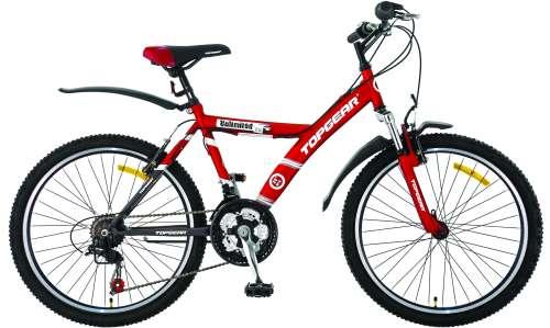 велосипед ВН24085вело 24д.Топ Гир,16,5д. Unlimited, 210 18с