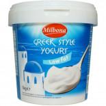 Йогурт Milbona Greek Style (2%, греческий стиль) 1 кг