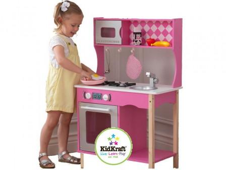KidKraft Деревянная Кухня  53343 «Sweet Sorbet»