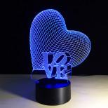 Лампа 3D - ES077