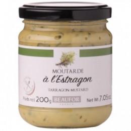 Французская горчица с тархуном, 200 гр.
