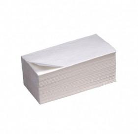 Бумажные полотенца, двухслойные, 200 листов (5 пачек)