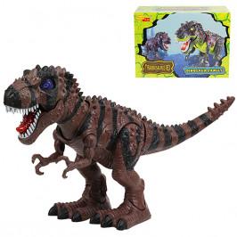 Игрушка интерактивная ходящий динозавр с озвучкой Rex