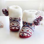 Сапожки домашние «Морозко»