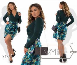 Модель № X7639 - платье