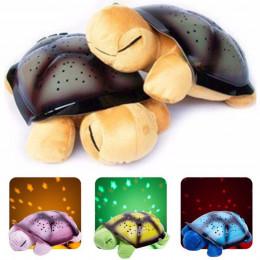 Светильник-черепаха «Звездное небо»