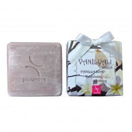 Натуральное мыло с ароматом ванили, 100 гр.