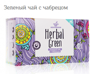 Every Herbal Green Зеленый чай с чабрецом