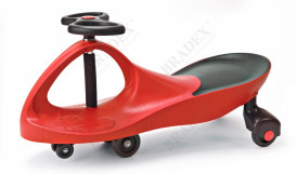 Машинка детская, красная «БИБИКАР» (Bibicar, red colour)