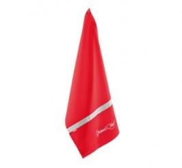 Полотенце GrandCHEF 70x50 см, красное