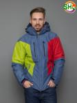 Куртка Snow Headquarter, Джинсовый синий